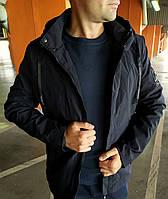 Осенняя мужская куртка опт на холлофайбере