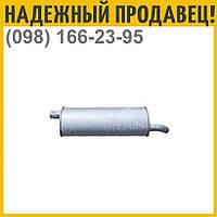 Глушитель Опель Астра F (Opel Astra F) 91-96 1.4 / 1.6i / 1.7D / 1.8 / 2.0 kat / Опель Кадетт Е (Opel Kadett E) 84-91 (17.07)