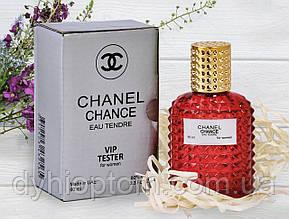 Тестер женский VIP Chanel Chance Eau Tendre 60ml