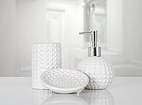 Комплект в ванную Irya - Biva (3 предмета)