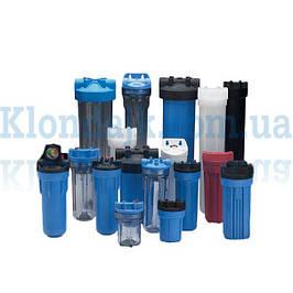 Магистральные фильтры-колбы