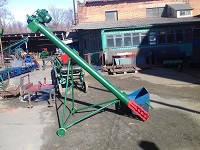 Шнековий транспортер 140 мм