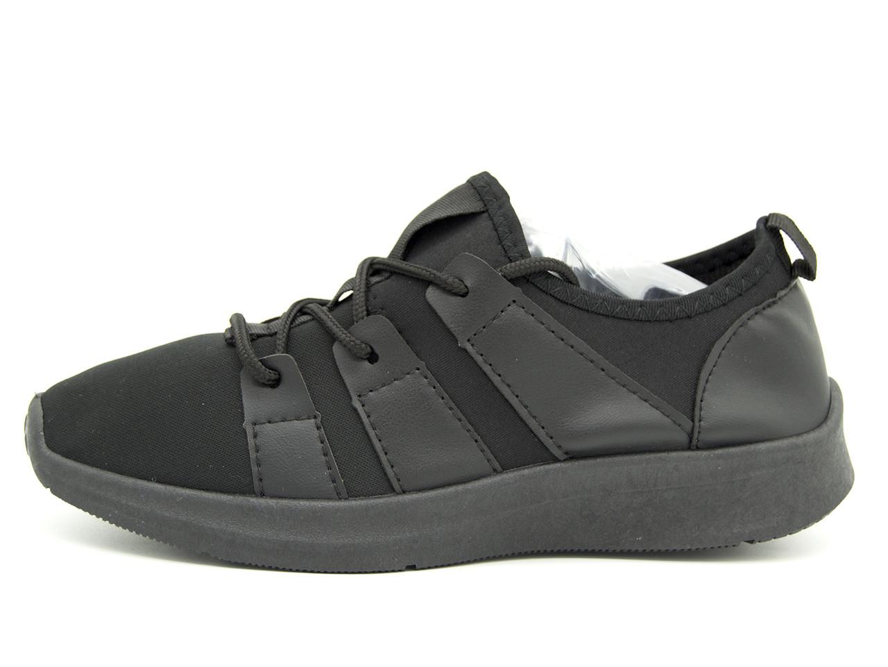 Кросівки для хлопчика Чорні  26,5 см