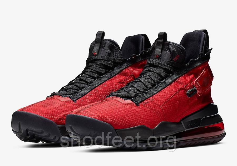 Кроссовки Jordan Proto Max 720 «GYM RED»