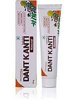 Зубная паста Dant Kanti Natural, Дант Канти Натурал, 100 гр Patanjali, фото 1