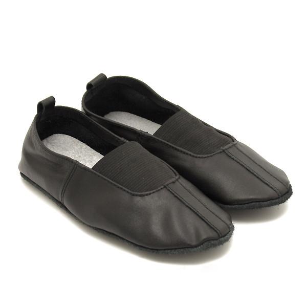 Чешки дитячі EVA Чорні Розміри: 22,23,24