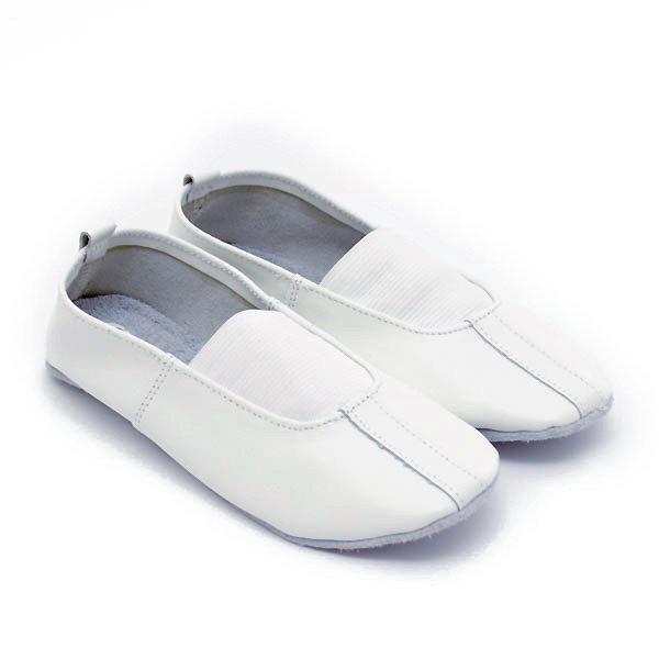 Чешки дитячі EVA Білі Розміри: 31, 34