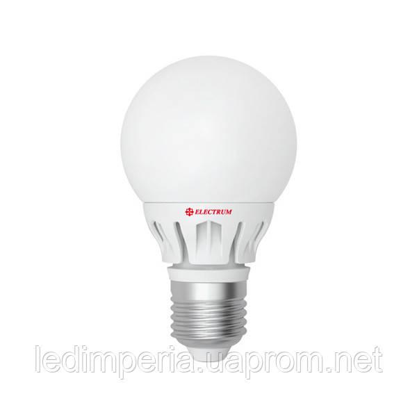 ELECTRUM D60 LG-14 7W E27 4000K АЛЮМ. КОРП. A-LG-0494