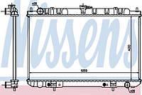 Радиатор охлаждения NISSAN, Nissens 68713