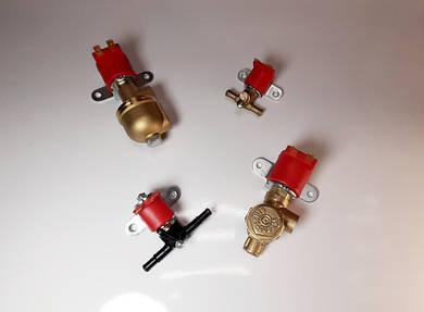 Эктроклапана газа и бензина