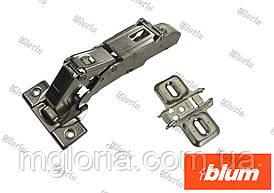 Петля 155° Blum Clip-Top без пружини накладна 70T7550