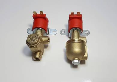 Электроклапана газа
