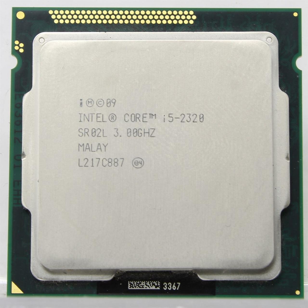 "Процессор Intel Core i5-2320 BX80623I52320 Socket 1155 Tray ""Over-Stock"" Б/У"