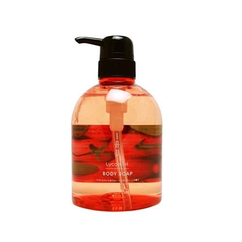 Гель для душа Lebel IAU Lycomint Body Soap 500 мл