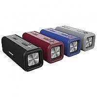 Беспроводная портативная стерео колонка Hopestar T9 c Bluetooth, USB и MicroSD, фото 1