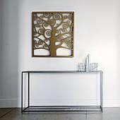 Декоративне металеве панно Дерево Життя
