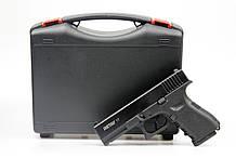 Стартовый пистолет Retay G17 кал. 9mm Цвет - Black / в магазине