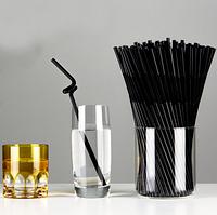 Трубочки для напитков artistick (уп-100 шт), фото 1