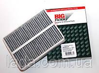 Фільтр салону вугілля BIG ВАЗ 2110-2112, ВАЗ 2170-2172