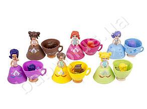 SALE!Кукла CCS, 10см, капкейк(чашка) 6см, аром, 12шт(6видов) в дисплее (цена за 1шт)