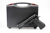 Стартовый пистолет Retay Mod.92 9mm Цвет - Black