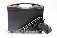 Стартовый пистолет Retay Mod.92 9mm Цвет - Black / в магазине