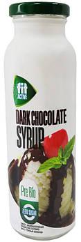"Сироп Темный шоколад , ""ФитАктив"", без сахара"