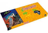 Пластилин 24 цвета, Economix