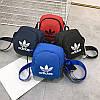 Сумка-планшет Adidas темно-синяя (реплика), фото 4