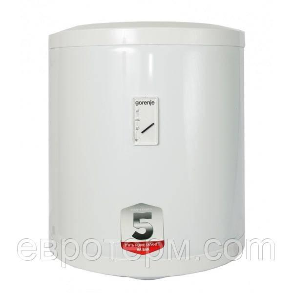 Водонагреватель ( Бойлер ) электрический GORENJE WS-U 80 NG/V9 горизонтальный и вертикальный монтаж