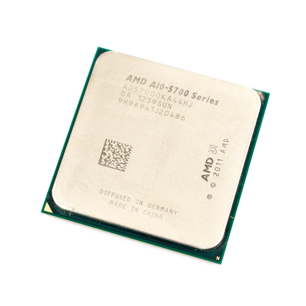 "Процессор AMD A10-5700 (AD5700OKHJBOX) Tray Socket FM2 ""Over-Stock"" Б/У"