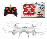 Квадрокоптер M22 c камерой + WiFi   летающий дрон   коптер