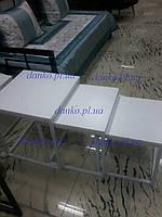 Стол журнальный Кубо (3 в 1) 520*500*500 от Металл Дизайн