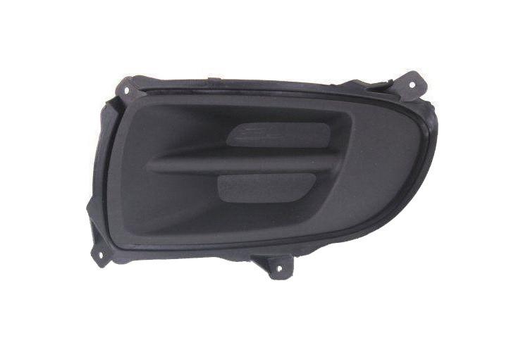Решетка в бампер Kia Cerato Sd 06-09 левая без отверстий для противотуманок 4001 911