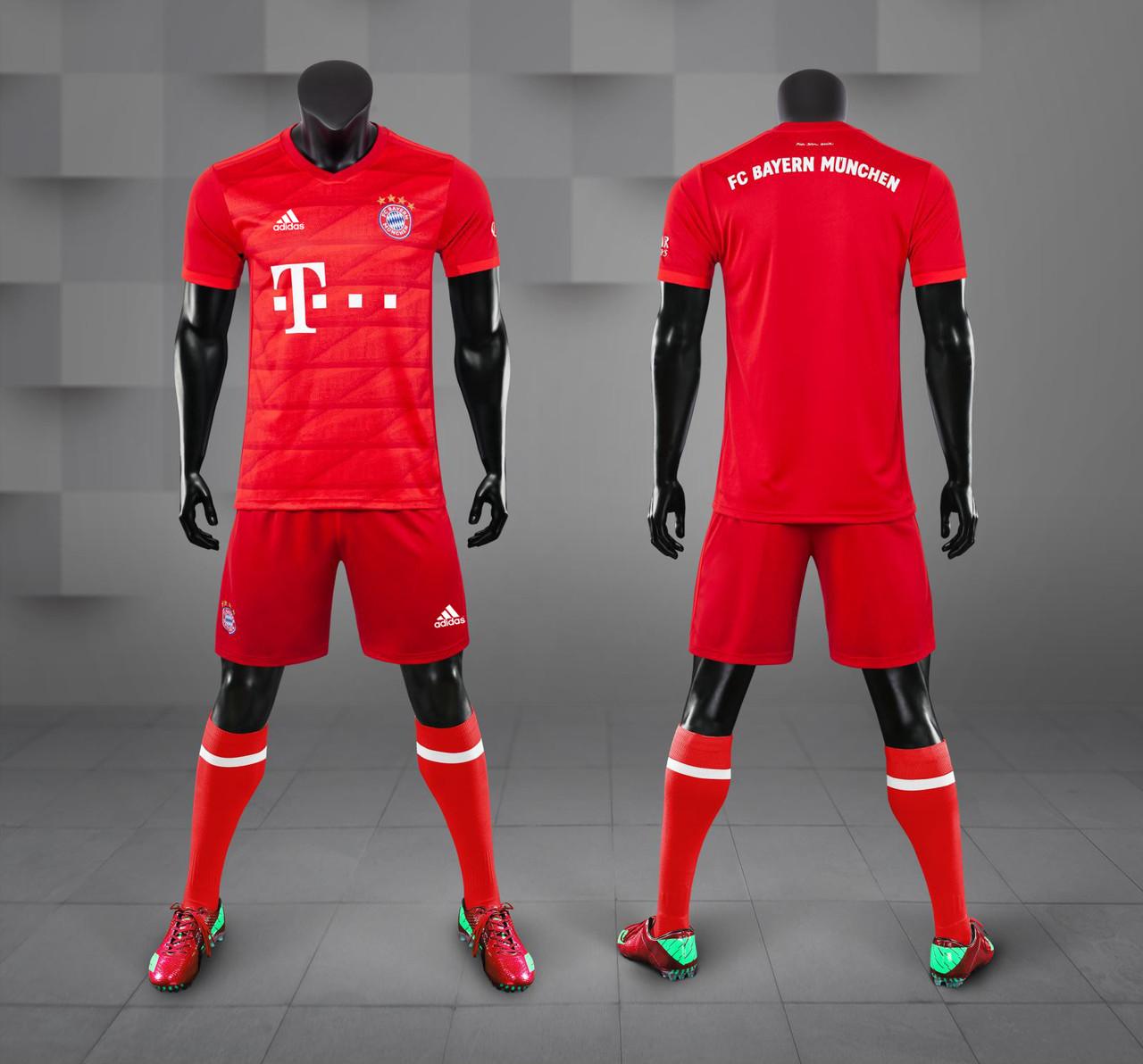 Бавария футбольная форма
