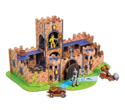 Набор StikBot замок 3-D для снимания мультиков / анимации
