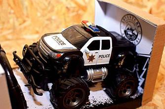 Полицейский джип на радиоуправлении «Racing»