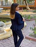 Красивый пиджак для девочки,размеры:122,128,134,140,146,152., фото 5