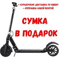 Электросамокат Kugoo S3 Black скорость -до 35 км/ч -Запас хода до 30 км -Электрический самокат -Гарантия 1 год
