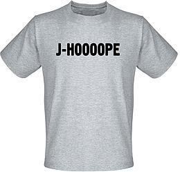"Футболка BTS Bangtan Boys ""J-HOOOOPE"" (меланж)"