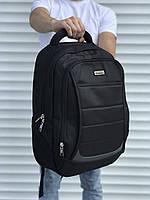 Рюкзак городской стильный качественный Duslang, цвет черный, фото 1