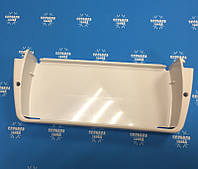 Полка барьер (балкон) малая белая Атлант 17,18,40,60 серии 301543305900 242*90*48мм