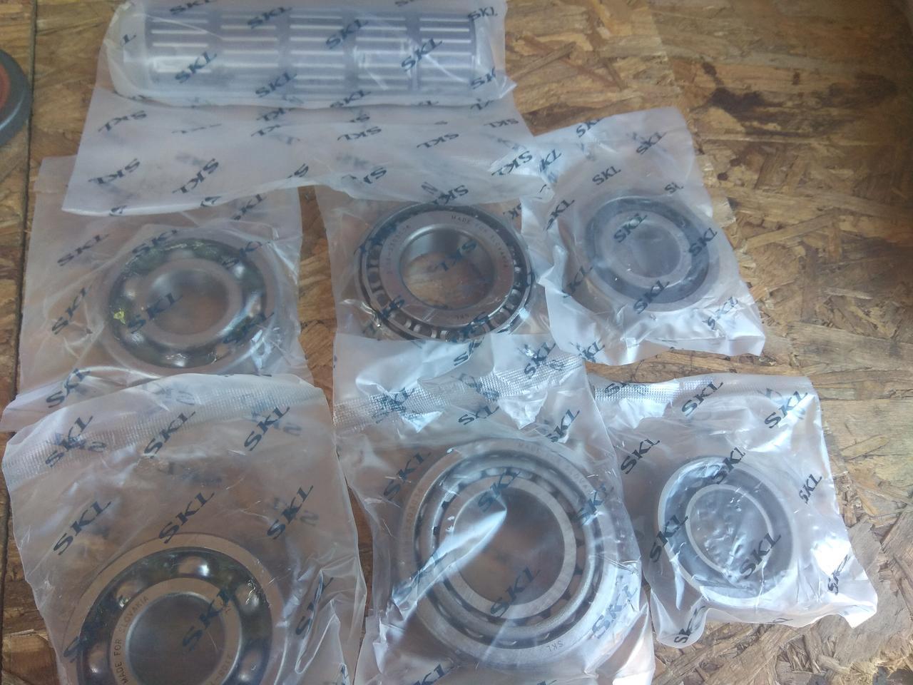 Ремкомплект КПП Ваз 2108,2109,21099, 2110, 2111, 2112, 2113, 2114, 2115 (8 клапанный двигатель ) подшипники