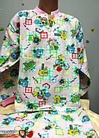 Пижама детская для девочки   6-7 лет