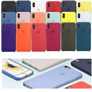 Чехол Silicone case для IPhone 6/6s - 6/6s plus; 7/7s -7/7s plus; 8/8s - 8/8s plus; IPhone X - XS - XS Max -XR