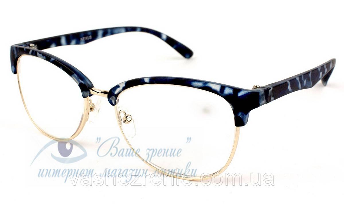 Очки женские для зрения +/- Код:1249
