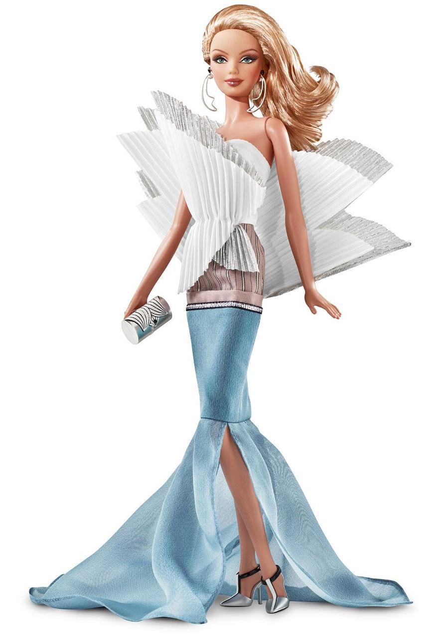 Коллекционная кукла Барби «Оперный театр Сиднея» (Sydney Opera House Barbie doll) T7671 Mattel