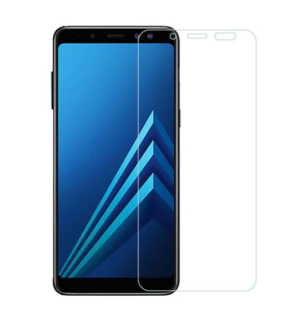 Защитное стекло для Samsung A8 2018 / A530 (0.3 мм, 2.5D)