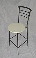 Барный стул для дома белый