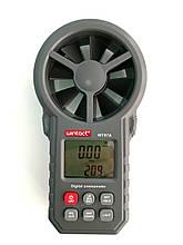 Анемометр Wintact WT87A (0,20-30,00 м/с) з термометром